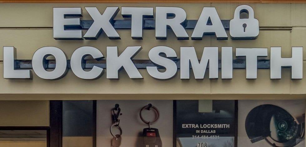 Extra Locksmith - Full Service Dallas Locksmith!